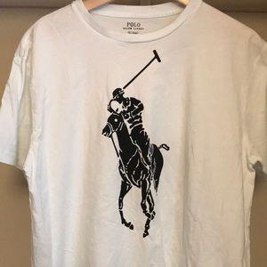 Polo T-shirt size medium. Bundle and save!